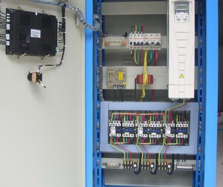 标准变频恒压供水控制柜