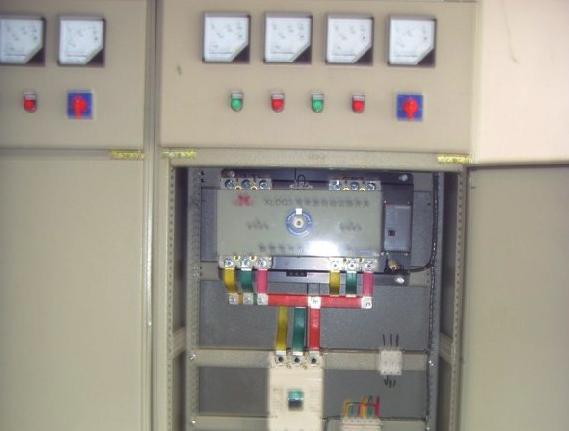 XL双电源控制柜