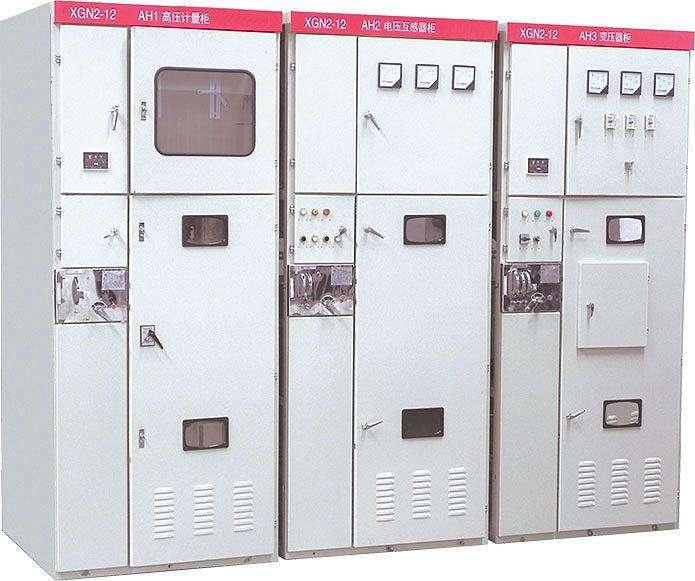 xgn2-12型固定开关柜
