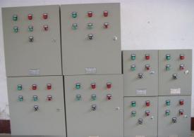 黔东南JXF双速风机控制箱