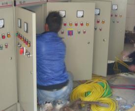 XL消防泵降压启动控制柜